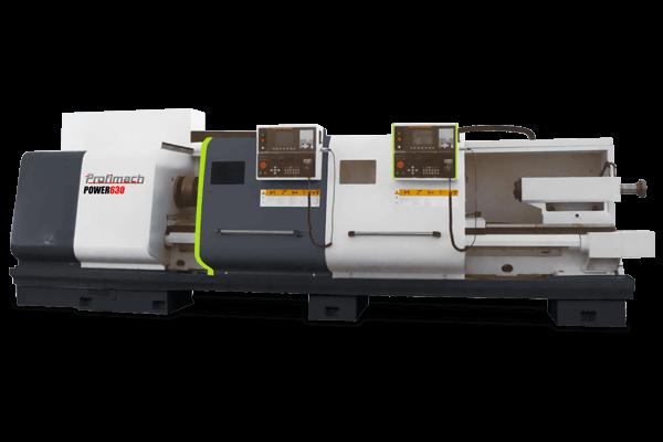 POWER DS CNC PT Series