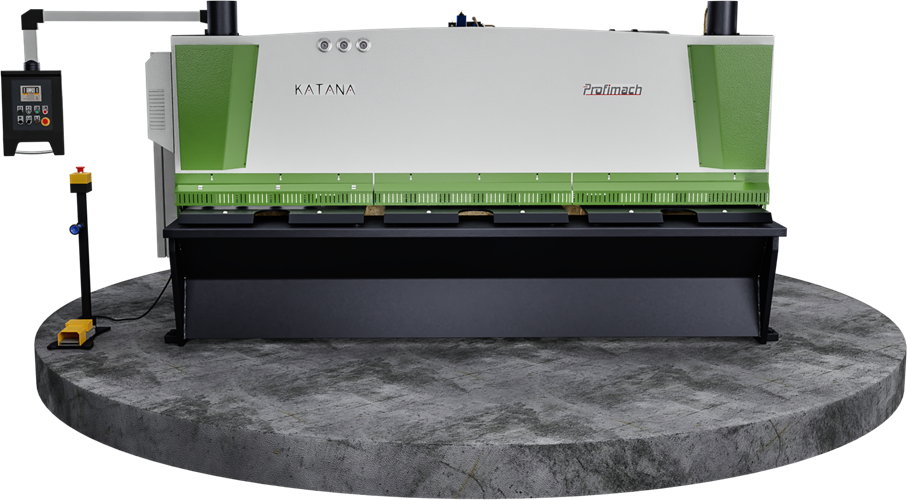 Katana 6 machine